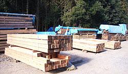 材木の写真