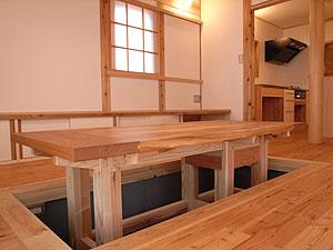 紫峰ヶ丘の家(T邸)~2009年竣工写真