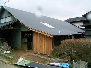 美しい屋根