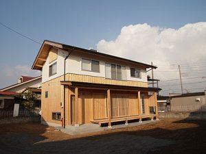野田の家(H邸)