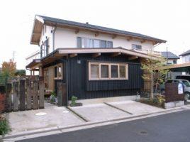 水戸の家(E邸)