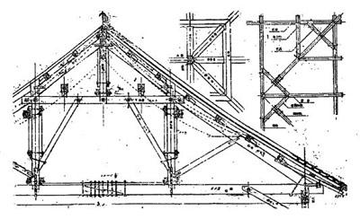 吉田全三著「改良 日本家屋構造」(大日本工業学会 1919) より