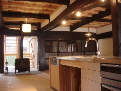 藤沢の家(T邸)~2010年竣工写真