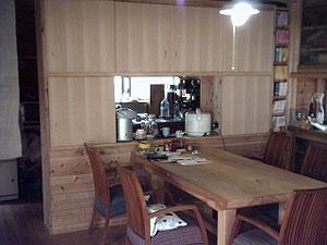 白山の家(K邸)~2002年竣工写真