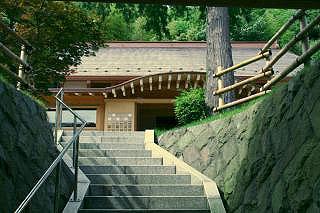 本堂の屋根