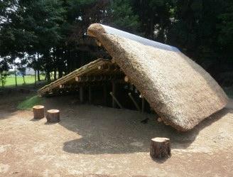 穴屋建築(竪穴式住居)