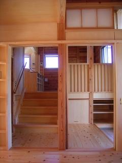 1つめの階段