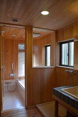 洗面室・浴室