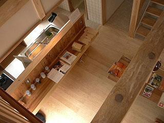 1階の居間