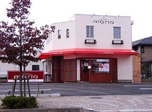 つくばの菓子店(maria)