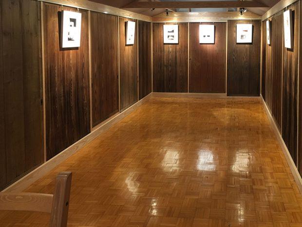 ギャラリー「柳之森」内装工事