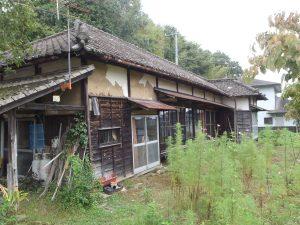 下林の家(H邸)旧外観