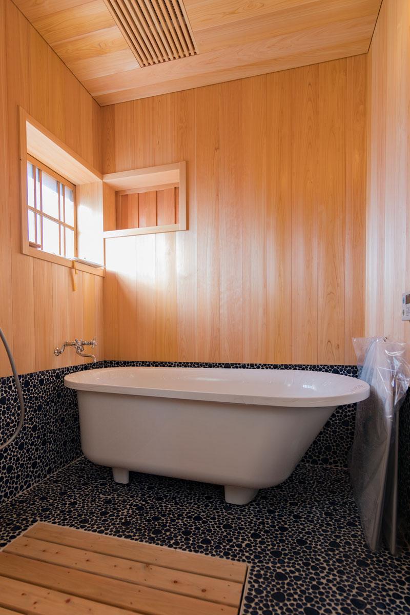 下林の家(H邸)浴室